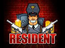 Игра на деньги Resident