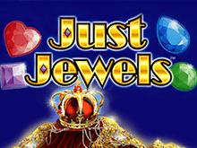 Новые автоматы Just Jewels