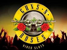 Популярный автомат на деньги Guns-n-Roses