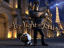 Азартный автомат на деньги A Night In Paris