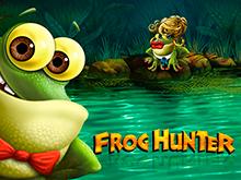 Виртуальный аппарат на деньги Frog Hunter