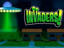 Игровой портал на деньги с автоматом Invaders