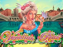Автомат игрового портала на деньги Venetian Rose