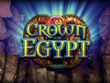 Срывайте джекпот в захватывающем слоте Crown Of Egypt