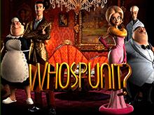 Срывайте джекпот в игровом слоте WhoSpunIt